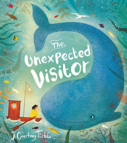 Visitor Book Unexpected - The Unexpected Visitor