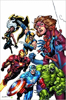 Marvel Adventures The Avengers Volume 1: Heroes Assembled Digest