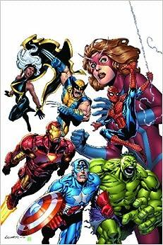 Marvel Adventures The Avengers Volume 1: Heroes Assembled Digest