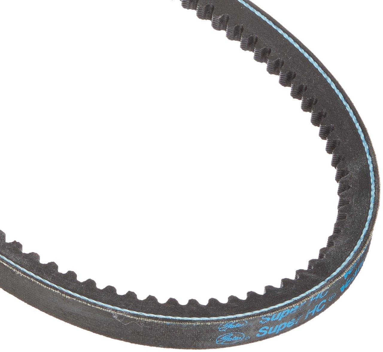 5//8 Width Gates 5VX1400 Super HC Molded Notch Belt 140 Belt Outside Circumference 5//8 Width 35//64 Height 140 Belt Outside Circumference 94141400 5VX Section 35//64 Height