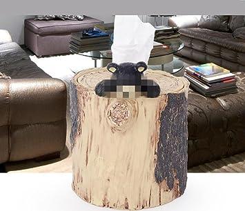 Resina caja de almacenamiento de la caja de la caja de tejido retro Estilo Europeo productos para el hogar Decoración titular Extracto estilo caja de tejido ...