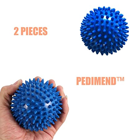 PedimendTM 2 Pieces Back Roller For Deep Tissue Muscle