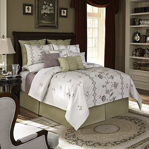Downton Abbey Crawley Queen Comforter Set, Multicolor