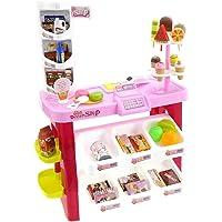 Dessert Shop 40 Piece Luxury Supermarket Grocery Playset