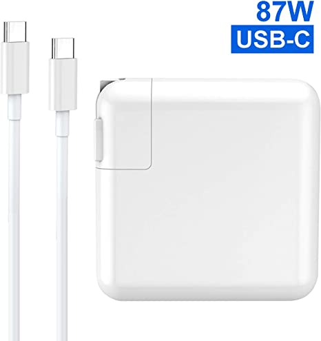 "USB Type-C Power Adapter Charger For iPad Pro 11/'/' 12.9/"" MacBook Air Retina 2018"
