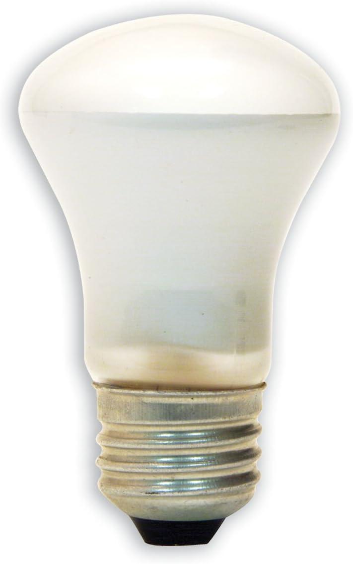 GE 25781-6 40-Watt Spotlight, Soft White, R16 Light Bulb, 6-Pack