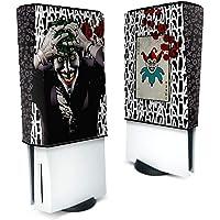 Capa Anti Poeira PS5 Vertical - Joker Coringa