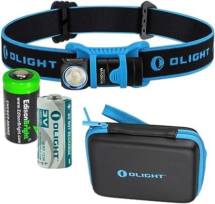 Olight H1 Nova XM-L2 LED Headlamp 500 Lumens Cool White FL-OL-H1-CW