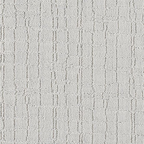 - Stone Walk Milliken Pattern Indoor Cut Pile (41 oz.) Area Rug (Tidal Mist, 9'x12')