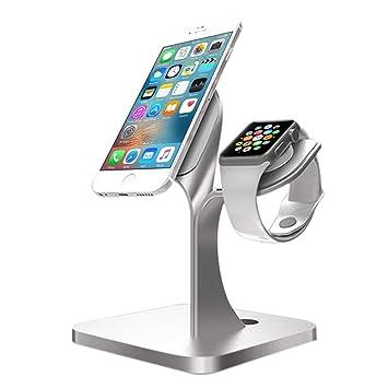 Pawaca Apple Watch Stand, 2 en 1 Apple Watch Stand IPhone ...