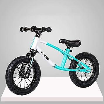 Dsrgwe Bicicleta sin Pedales, Equilibrio de Bicicletas de 12 ...