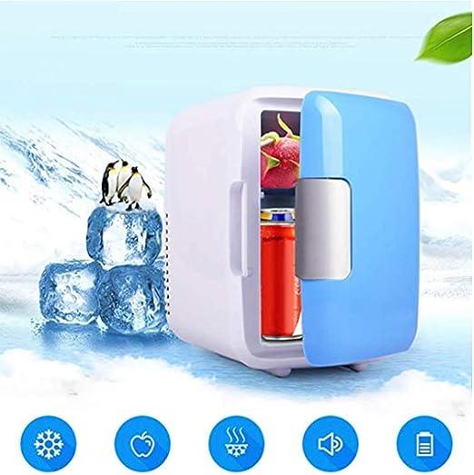 P.CHUXIN Car 4L Mini Nevera/congelador en casa, portátil Auto ...