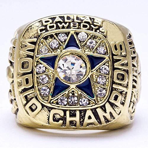 MVPRING Super Bowl 1966-2019 Ring (Size 11) (1971 Dallas Cowboys) 1971 Dallas Cowboys Super Bowl