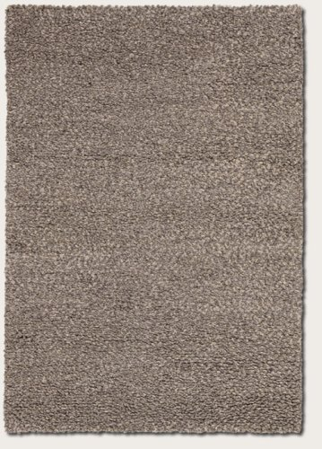 Couristan 5520/5076 Lagash Area Rugs, 9-Feet 6-Inch by 13-Feet, Woodchip (Chip 5520)