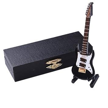 hjuns - Juego de mini modelo instrumentos musicales colección ...