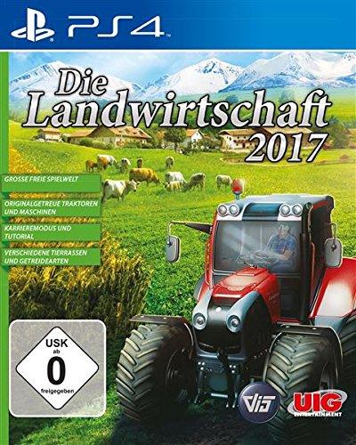 Die Landwirtschaft 2017 (PlayStation PS4)