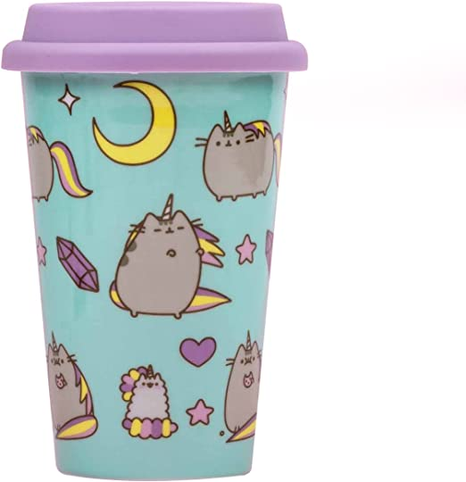 Officially Licenced Pusheen The Cat Travel Mug