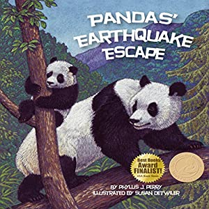 Pandas' Earthquake Escape Audiobook
