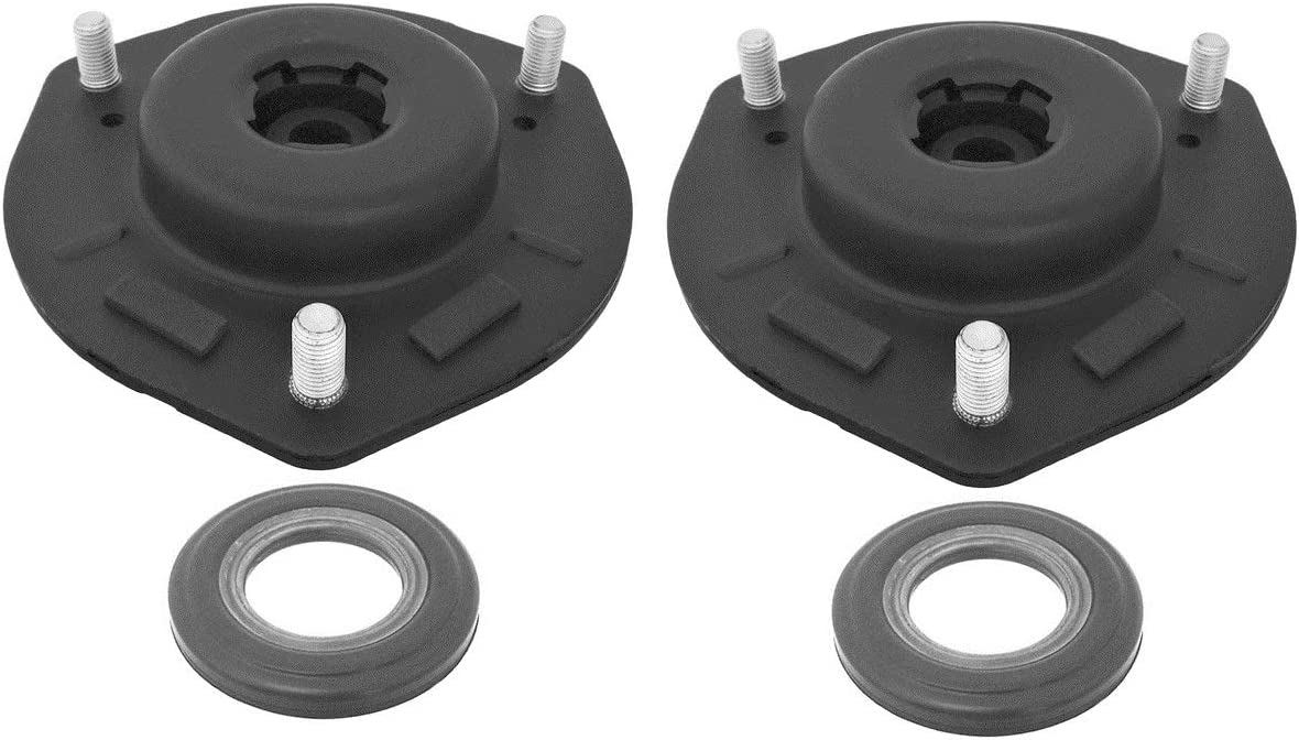 Pair Set Of 2 Front KYB Suspension Strut Mounts Kit For Lexus ES300h ES350 Toyota Avalon Camry NEW