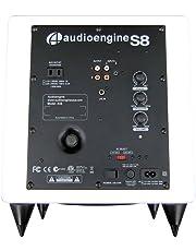 Audioengine S8 B Active Satin Subwoofer - Black
