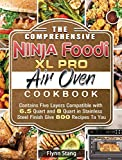 The Comprehensive Ninja Foodi XL Pro Air Oven