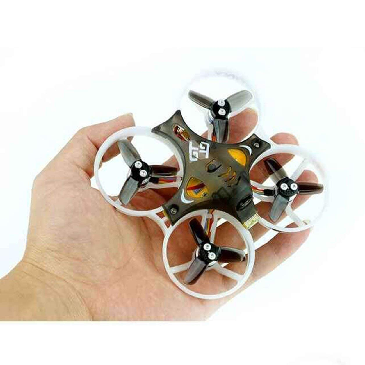 Dailyinshop LDARC Tiny Tiny Tiny GT8 87.6mm 5.8G 2S Brushless 800TVL Kamera Tiny Micro FPV RC Drone 48ee38
