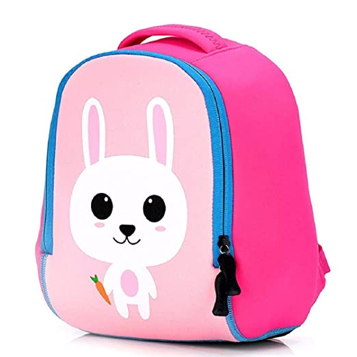 24b65b758f5d Mchoice Child Backpack Toddler Kid School Bags Kindergaten Cartoon Shoulder  Bookbags (Pink)