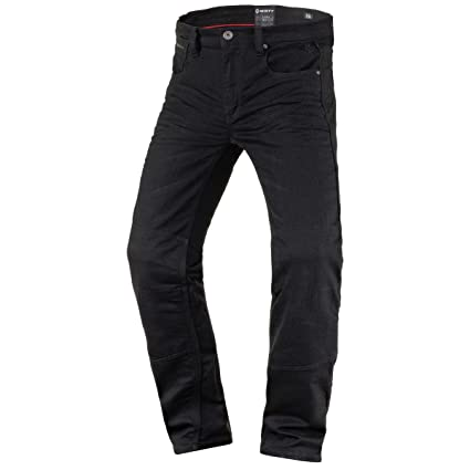 Scott Denim Stretch Moto - Pantalones Vaqueros Negro 2017 ...