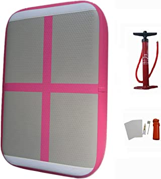 Directly Sale Cheap Air Track Mat Gymnastics Landing Mats For Sale Pink Amazon Co Uk Sports Outdoors