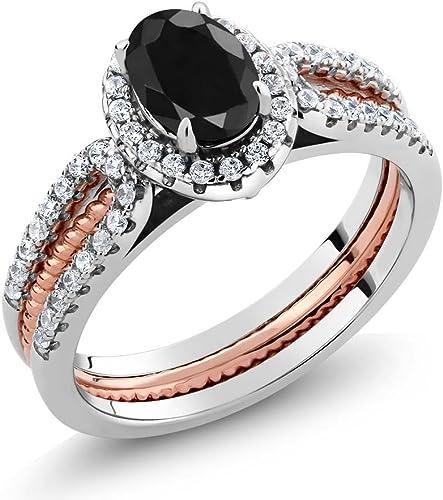 1.69 Natural Garnet Ring in Sterling Silver