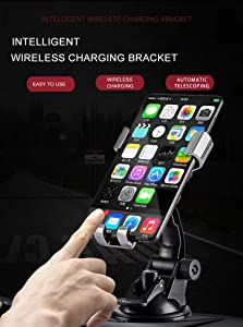 Sweepstakes: Wireless Car Charging Mount Navigation…