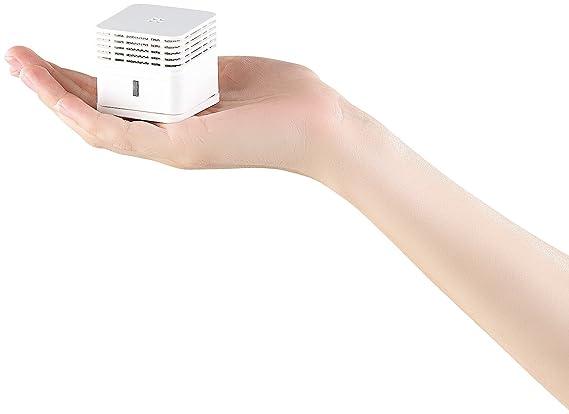 VisorTech - Mini detector de humo: Mini diseño de detectores de humo con batería de 10 años, certificado VdS Detector de humo (Pico): Amazon.es: Bricolaje y ...