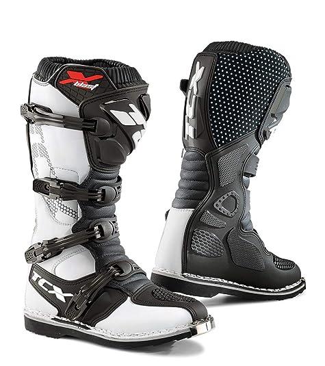 Berik MX Pro Motocross Stiefel, Größe 38: : Auto