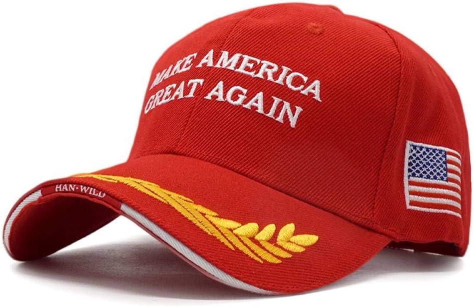 ZSOLOZ Baseball Caps New Make America Great Again Hat Men Usa Baseball Cap Embroidery Letter Tactical Dad Caps Trucker Snapback Hats Bone