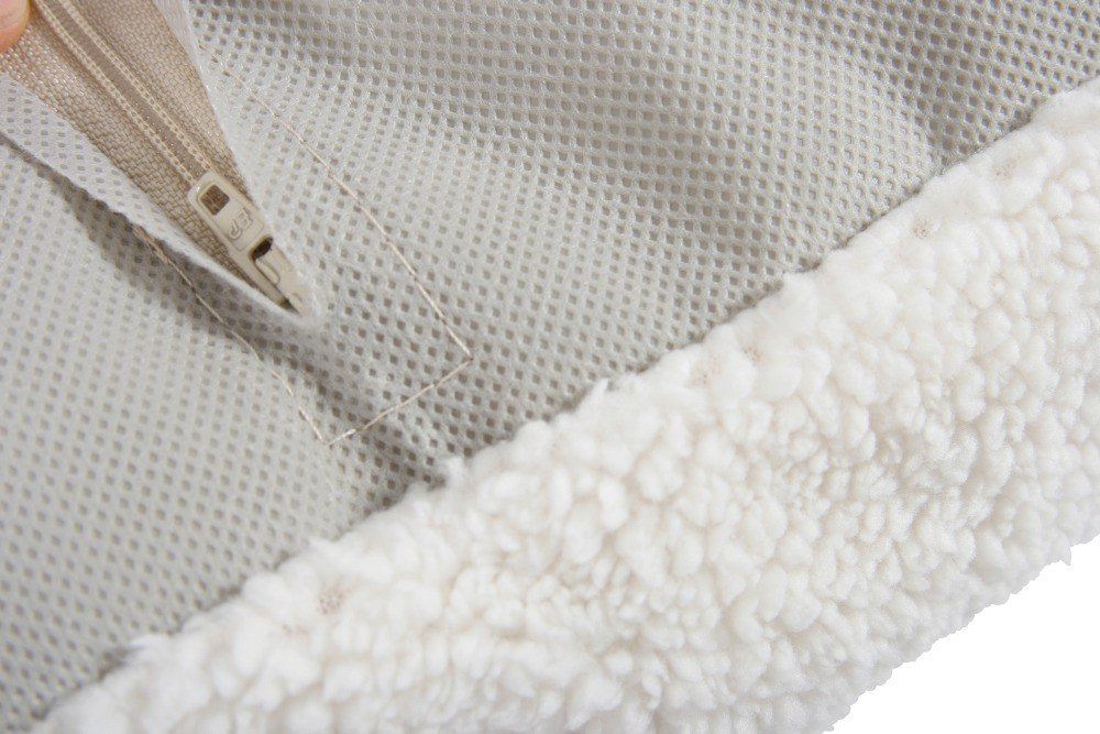 Zolux cuscino Ovatta dehoussable T90 Imagine Mastic