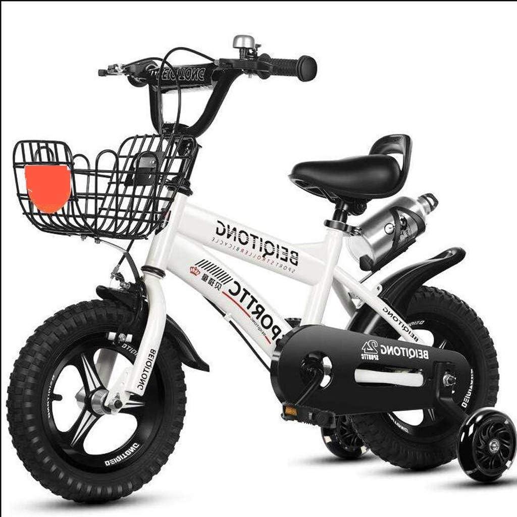 Bicicleta for niños niño 2-3-4-5-6-7-8 años bebé niña Pedal ...