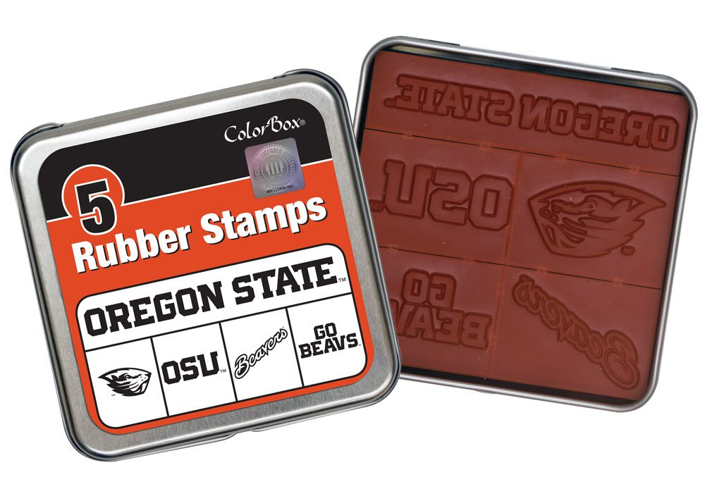 ColorBox Juego de sellos Oregon State University