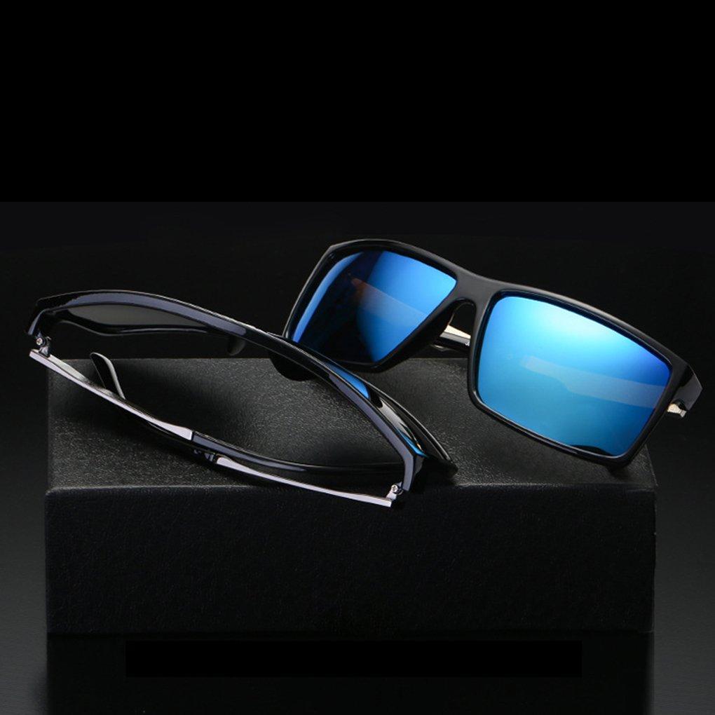 Bobury Piazza Lens occhiali da sole donne degli uomini di vetro colorato Sole Sport Eyewear Viaggi LflDleL
