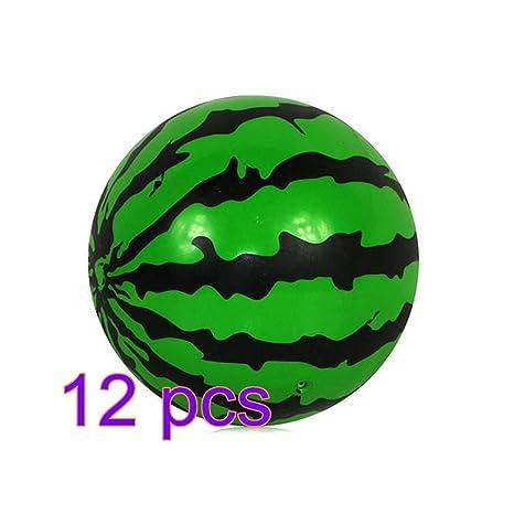 jycra sandía bola de playa, agua de alta calidad Deportes verde ...