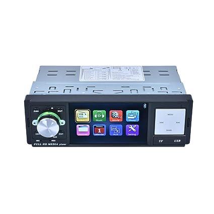 Amazon com: ZYooh Car Mp5 Player,4 Bluetooth Rear View Camera Car