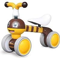 YGJT Bicicletas sin Pedales para Niños de 1 Año(10-36 Meses) Triciclos Bebes Correpasillos Juguetes Regalos bebé Bici…