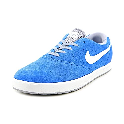 Nike Eric Koston 2 Mens Blue Suede Skate Shoes Size UK 9.5