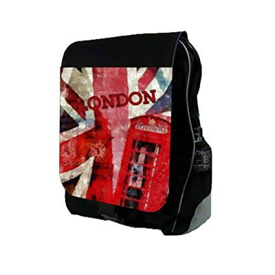 chic London Art Rosie Parker Inc. TM School Backpack