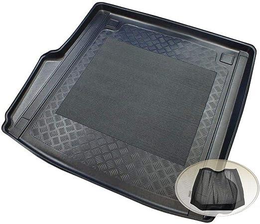 Zentimex Z3080085 Antirutsch Kofferraumwanne Fahrzeugspezifisch Klett Organizer Laderaumwanne Kofferraummatte Auto