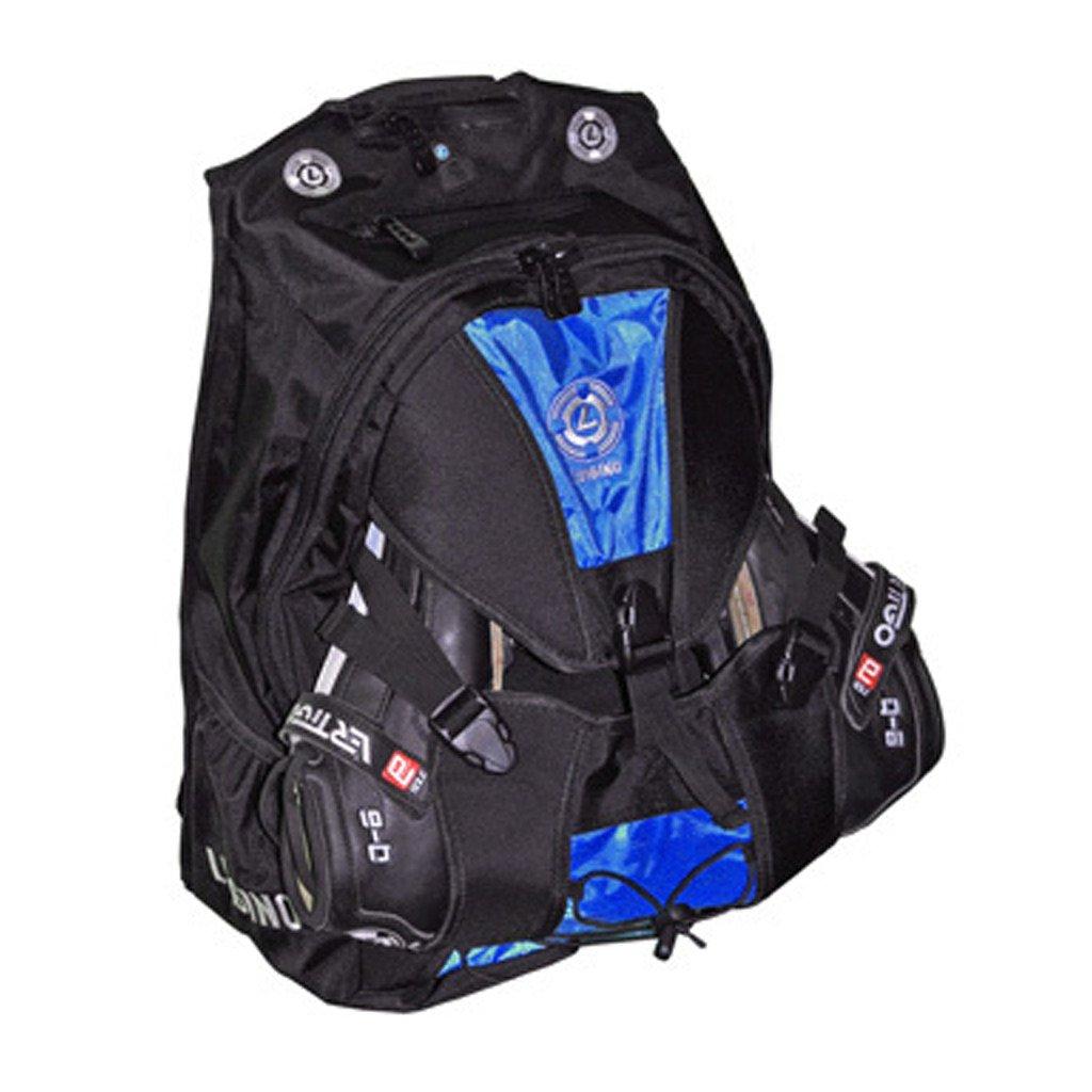 Atom Skate Back Pack - Sport Backpack - Blue