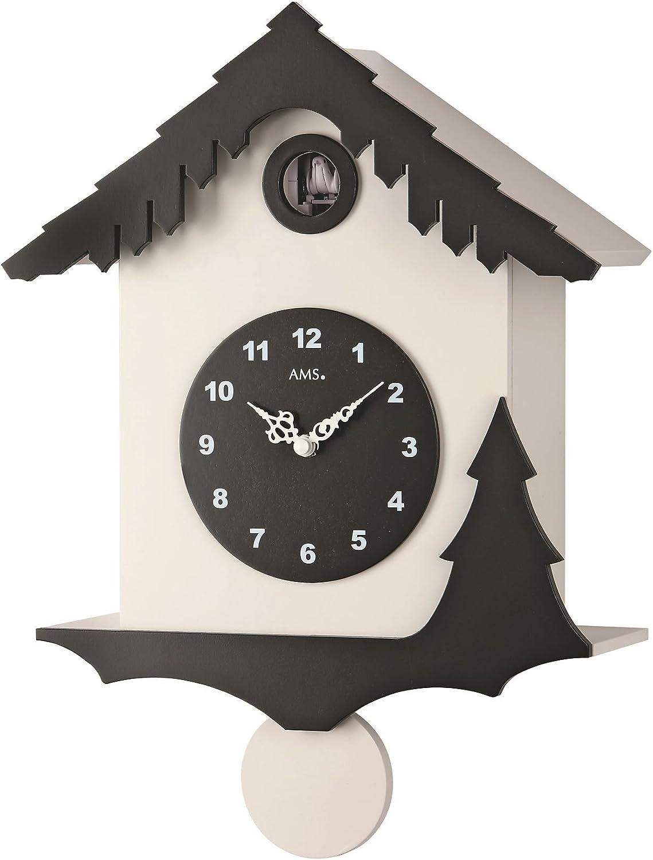 Moderno reloj de cuco - modern Sytyle - oferta de relojes-Park Eble - AMS - Flying Bird - 7391