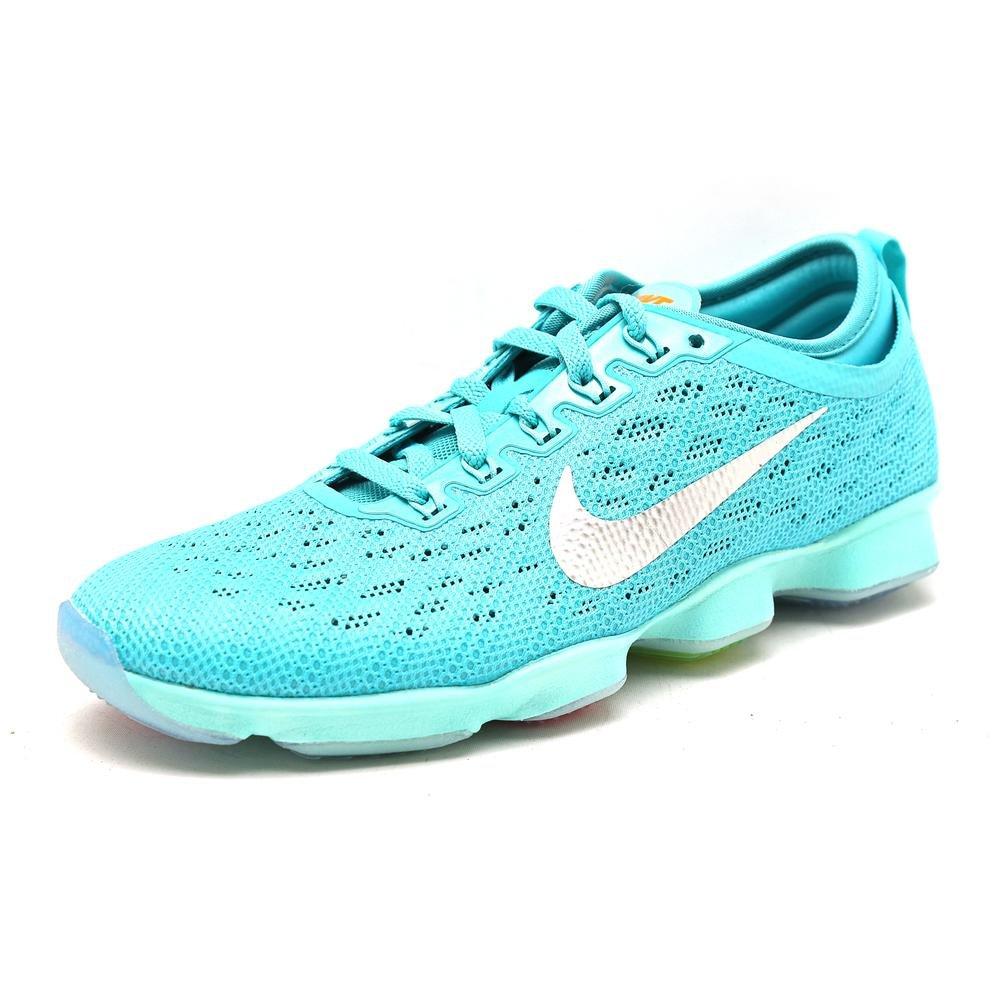 Nike Zoom Fit Agility Women US 8 Blue Sneakers