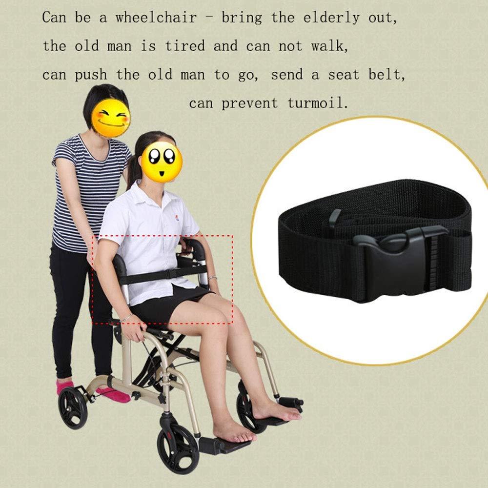 MYYLY Silla de Ruedas Wheelchair Sillas de Ruedas Andador De ...