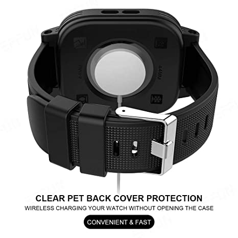 Amazon.com: EFFUN IP68 - Funda impermeable para Apple Watch ...