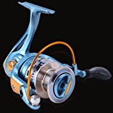 Sougayilang 11+1bb Left/right Interchangeable Spinning Fishing Reel High Speed Fishing Reels